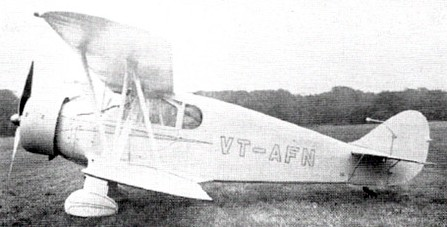 avro641commodore