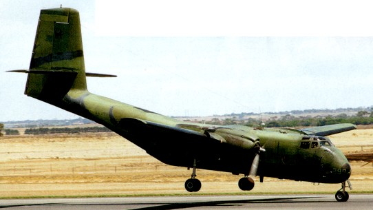 dhc-4caribou
