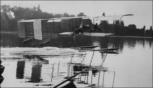 Farman-seaplane