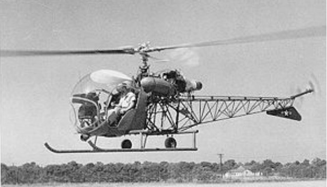 Bell-XH-13F
